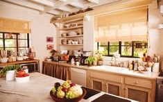 Nancy Meyers Interiors