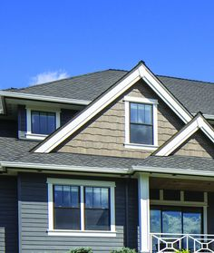 Lp smartside cedar shakes trim and lap siding in neutral for Prefinished engineered wood siding