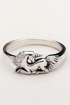 Unicorn Ring for Bernice Jewelry Box, Jewelry Accessories, Jewelry Ideas, Jewellery, Unicorn And Glitter, Unicorn Nails, Unicorn Princess, Unicorn Jewelry, Unicorn Outfit
