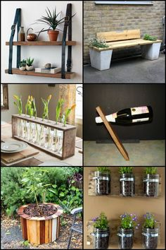 Chic Projects to do With Timber Offcuts!