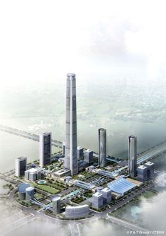 Goldin Finance 117-TianJin
