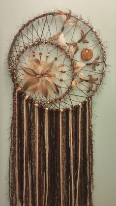 One of a kind DreamCatchers by CathysDreamCatchers on Etsy