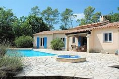 Villa With Private Pool In Quiet Rural Area Of The Var. Holiday villa for rent with the added security of our fraud protection. 8113047