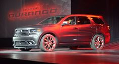 2014 Dodge Durango Changes