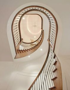 3 level spiral stairs