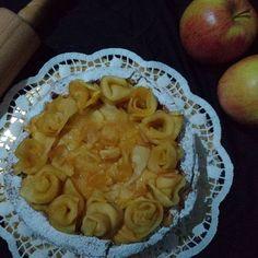 Photo by Paola Baronio on December 02, 2020. L'immagine può contenere: cibo e spazio al chiuso. Apple Pie, Macaroni And Cheese, Cupcake, Cheesecake, Ethnic Recipes, Desserts, Food, Tailgate Desserts, Mac And Cheese