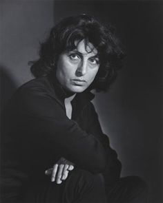 Haunting and haunted: Italian actress Anna Magnani
