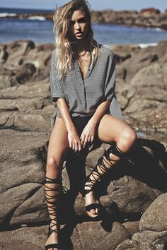 Channel Beachy Vibes With Lilya's Latest Collection