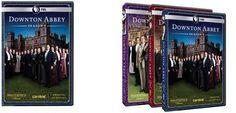Downton Abbey DVD's Season 3!!