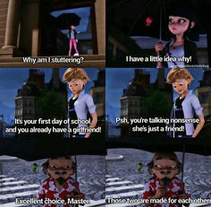 Miraculous Adrien And Marinette Ladybug E Catnoir, Ladybug Und Cat Noir, Ladybug Comics, Lady Bug, Marinette Ladybug, Foto Gif, Bugaboo, When Things Go Wrong, Marinette And Adrien