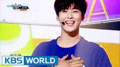 ASTRO - Breathless (숨가빠) [Music Bank / 2016.07.08]