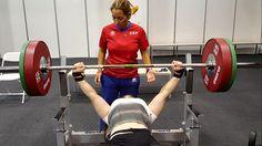 Loida Zabala afronta muy motivada los juegos Paralímpicos de Río de Janeiro…