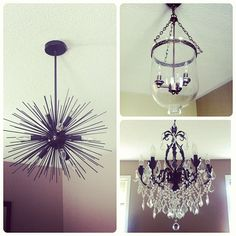 Chandeliers In My Home From @HomeSense Canada