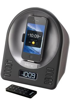 iHome App-Enhanced Clock/Radio Speaker System, $109.99. available at Kohl's.