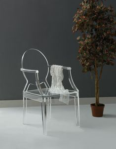 lucite furniture   Plastic Chair,Acrylic Ghost Chair,Lucite Furniture,Perspex Chair ...