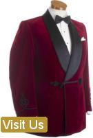 Bespoke jackets from Dege & Skinner
