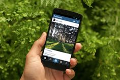 #Instagram for Android gets faster, more responsive and a gorgeous flat redesign