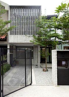 PROJECTS - SUBSOIL HOUSE :: STUDIO BIKIN   Architect, Kuala Lumpur, Malaysia