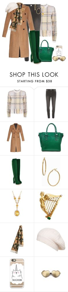 """Capricorn Caticorn"" by winscotthk ❤ liked on Polyvore featuring Chloé, Dorothy Perkins, rag & bone, JAY. M, Bony Levy, Ross-Simons, Burberry, Mexx, Casetify and Wildfox"