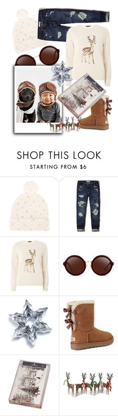 """""""Casual"""" by grinevagh ❤ liked on Polyvore featuring Markus Lupfer, Hollister Co., Dorothy Perkins, 3.1 Phillip Lim, Sur La Table, UGG, Carlton and Meri Meri"""