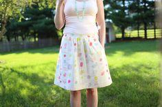 Liesl + Co. Everyday Skirt