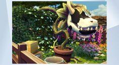 Sieh dir dieses Zimmer in der Die Sims 4-Galerie an! - ^_^ #MOO#cowplant#garden#flowers#outdoors#kuhpflanze#garten#blumen#playtested +++ Please activate bb.moveobjects