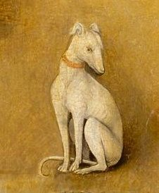 Adoration detail, by Bosch.
