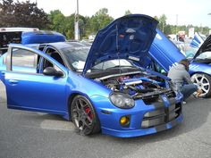 2004 Dodge SRT-4 Car