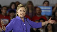 """Poll: Majority believes Clinton broke the law 