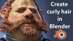 Another blender hair tutorial – Blender – Ideas of Blender – Another blender hair tutorial Source by Sauvage_Rixal Blender 3d, Blender Hair, Blender Models, 3d Tutorial, Digital Art Tutorial, 3d Modellierung, Mixer, Ninja Professional Blender, Character Modeling