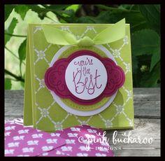 Label Me Pretty Mini Card