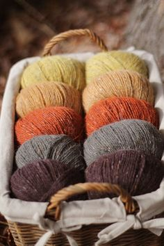 Rowan Felted Tweed for Fall 2012 Yarn Color Combinations, Colour Schemes, Yarn Thread, Yarn Stash, Crochet Yarn, Knitting Yarn, Knitting Projects, Crochet Projects, Rowan Felted Tweed