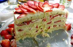 Recheios de bolo de aniversário - http://www.boloaniversario.com/recheios-de-bolo-de-aniversario/