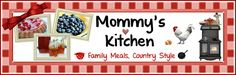 Stop by and view the Mommy's Kitchen Recipe Box. Country Cooking, Old Fashioned Classics and Comfort Food.