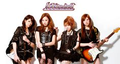 """Tanaka Reina band`s name was reviled to be """"LoVendoЯ"""" (pronounced lavendor)"""