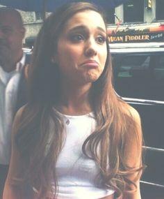 ♡ haha so cute, Ariana Grande