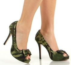 643cf13b33b3 46 Best camo heels images