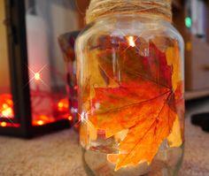 autumn jar