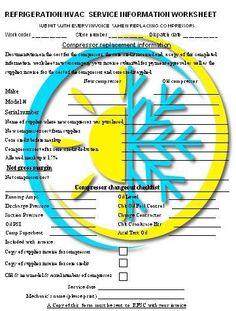 PDF HVAC Invoice Template Free Download | HVAC Invoice Templates ...