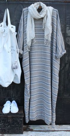 Maxi Linen Dress MegbyDesign                                                                                                                                                                                 More