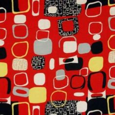 Rather nice fifties pattern