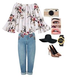 """""""Spring Fling"""" by zaicute on Polyvore featuring Miss Selfridge, Alexander Wang, Kate Spade and Gucci"""