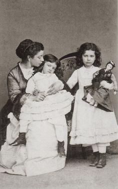Les petites filles de George Sand