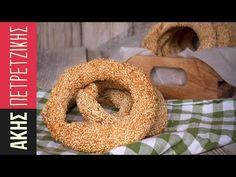 Κουλούρια Θεσσαλονίκης | Kitchen Lab by Akis Petretzikis - YouTube