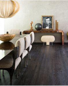 Dining Room Inspiration, Interior Design Inspiration, Home Interior Design, Design Ideas, Tuscan Decorating, Interior Decorating, Retro Home Decor, Deco Design, Home And Deco
