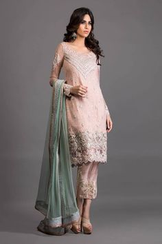 2016 Luxury Pret Zainab Chottani Latest Collection Images