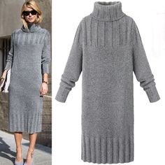 Nadire Atas on Knitted Designs Bildergebnis für пуловер свитер 2016 Knitwear Fashion, Knit Fashion, Sweater Fashion, Fashion Women, Knit Dress, Sweater Dresses, Ideias Fashion, Sweaters For Women, Knitting