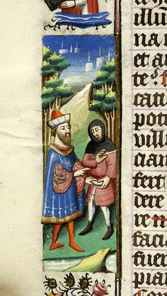 Egmont breviary, MS M.87 fol. 301v - Images from Medieval and Renaissance…