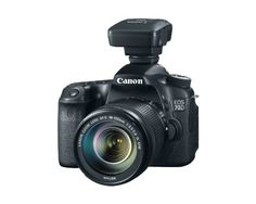 """""""The Canon 8469B016 EOS 70D 20.2MP Digital SLR Camera Body plus EF-S 18-135mm IS STM Standard Zoom Lens features an APS-C CMOS sensor and DIGIC 5+ image processor to ensure high-resolution images and excellent low-light sensitivity. Both the sensor and processor work together to produce well-detailed"""