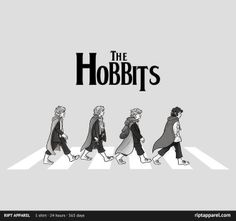 Hobbits - place in music